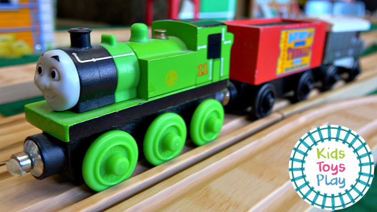 Thomas Engine Duck in the Water | Thomas and Friends Full Episodes Season 18