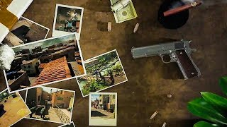 NARCOS RISE OF THE CARTELS Bande Annonce (2019) Narcos Jeu Vidéo, PS4 / Xbox One / PC