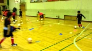 グラミーゴ三笠FC練習