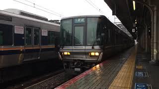 JR湖西線 223系2000番台 B普通 堅田行き 京都発車