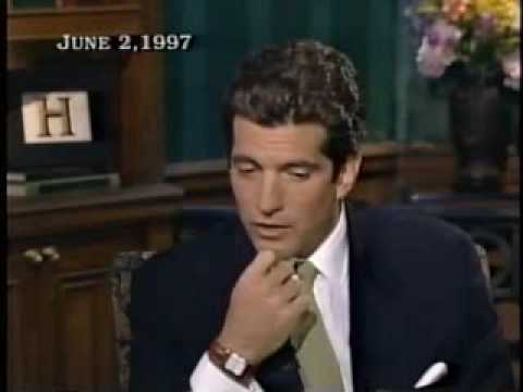 History Channel Presents: Interview with JFK Jr Part 2