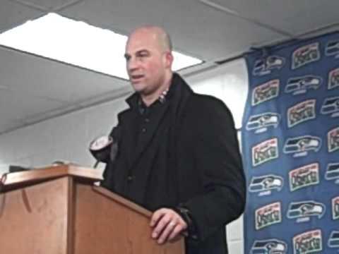 Seahawks QB Matt Hasselbeck