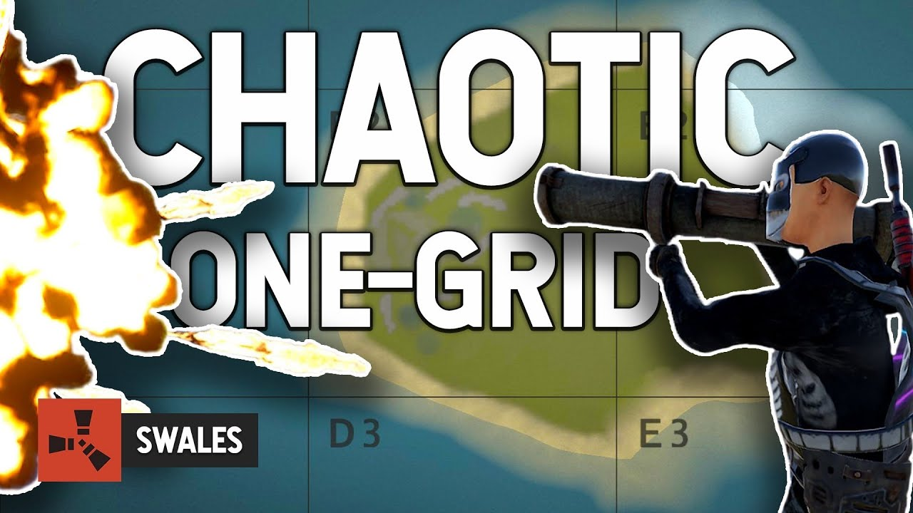 TAKING ON THE MOST CHAOTIC ONE GRID SERVER