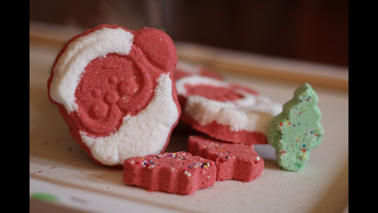lush father christmas inspired bath bomb u0026 demo christmas party