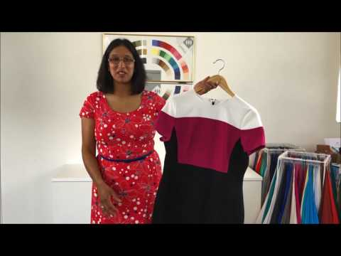 Client Sarah talks about a new purchase for her work wardrobe