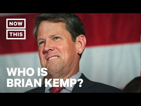 Who is Brian Kemp? Narrated by Tara Strong | NowThis