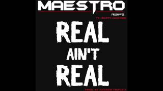 Maestro Fresh Wes - Real Ain