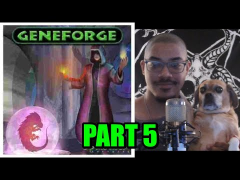 Kwame Plays: Geneforge [Part 5] Crag Valley, Ruined School