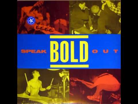 Bold - Speak Out [Full Album]