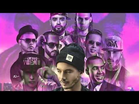 J Balvin FtDaddy Yankee, Don Omar, Arcangel, Farruko, Yandel Y MasGinza Remix 2015 2016