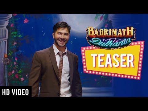 Badrinath Ki Dulhania - Official Teaser