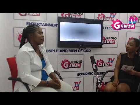 PREGNANCY AND IT'S COMPLICATIONS ...  EXCLUSIVE INTERVIEW ON GEWAH TV.