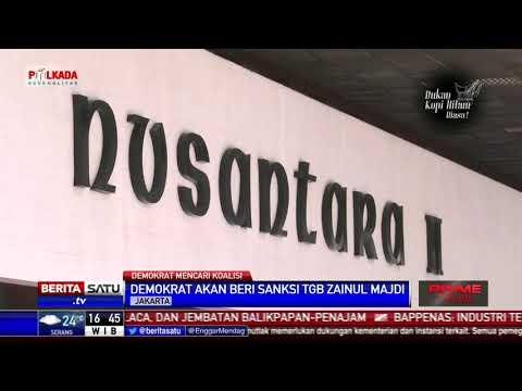 Dukung Jokowi 2 Periode, TGB akan Kena Sanksi