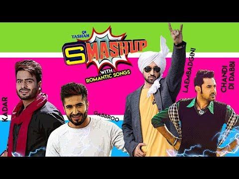 9X Tashan Love Smashup #0066 | Diljit Dosanjh | Mankirt Aulakh | Jassi Gill | Dj Kamya