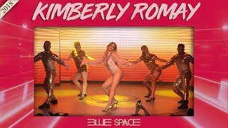 Blue Space Oficial - Kimberly Romay e Ballet -  07.10.18