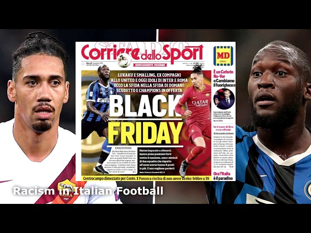 Racism in Italian Football | Black Friday? Is Italy Racist? | AUS International Football Podcast #2