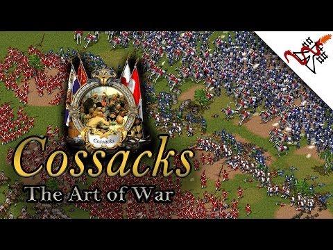 Cossacks - The Battle of Prague | Under The Banner of King Frederick | Art of War [1080p/HD] |