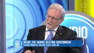 Gareth Evans: Inside The Hawke-Keating Government