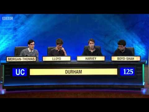 University Challenge S44E18 Durham vs York