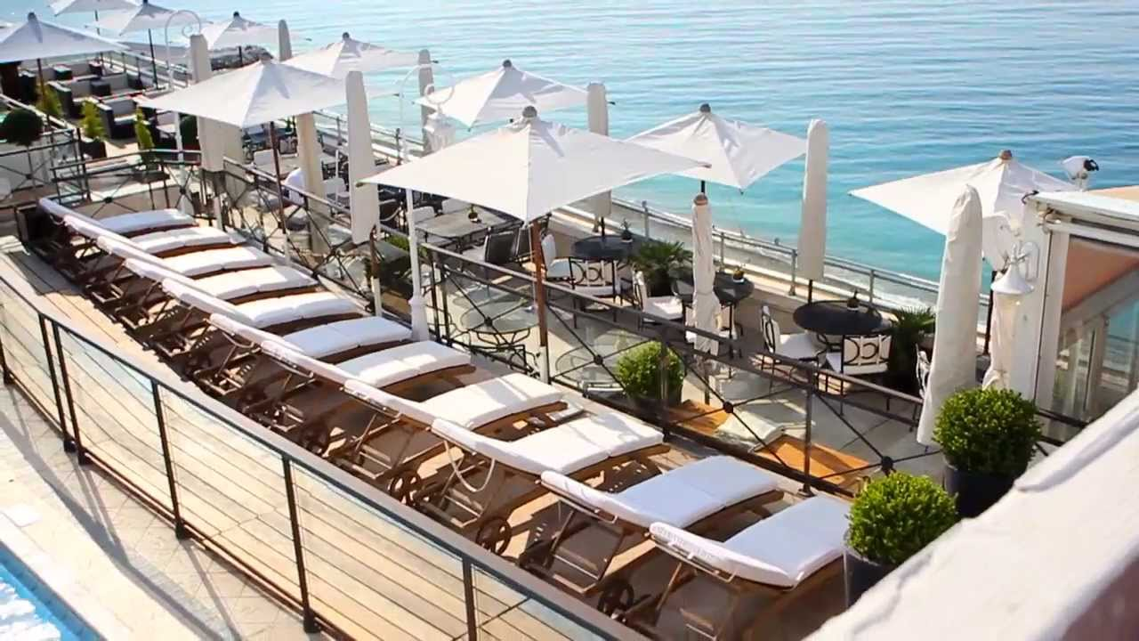 Terrasse Meridien Nice Le Méridien Nice Rooftop Area And Restaurants Hotel Official Video