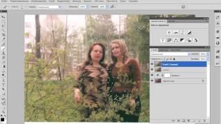 Урок Adobe Photoshop #43 | Сканирование и обработка фото