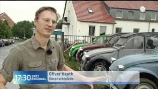 Die Entenschmiede Im TV - 20 Jahre Produktionsende 2CV