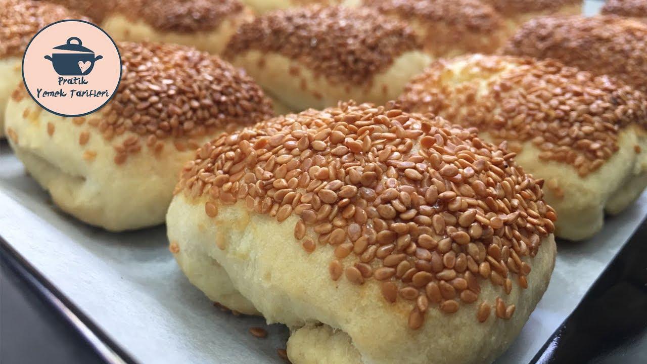 Peynirli Mayasız Puf Poğaça Tarifi Videosu