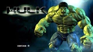 The Incredible Hulk ... (PS2)