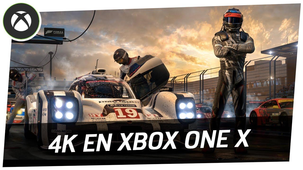 E3 2017 El Verdadero Juego En 4k En Xbox One X Youtube