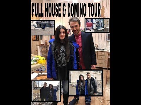 Full House & Domino tour🙈💋