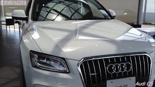 アウディ Audi Q5 インプレッション