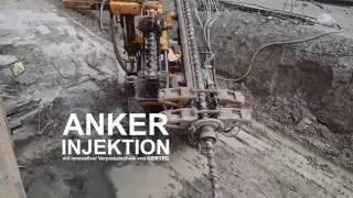 GERTEC: IS-100-E Anker verpressen