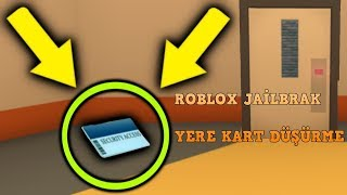 ALABİRSİNİZ HOW what HAPPENED to JAİLBREAK/single ROBLOX KEYCARD?/ROBLOX ENGLISH!!