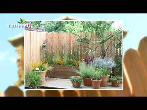 quelles plantes sans entretien pour un balcon jardinerie truffaut tv youtube. Black Bedroom Furniture Sets. Home Design Ideas