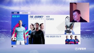 PLAYING THE FIFA 19 DEMO!! #2 (FIFA 19) (LIVE STREAM)