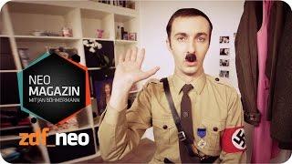 HAUL Hitler | BDM-Einkauf - NEO MAGAZIN mit Jan Böhmermann - ZDFneo