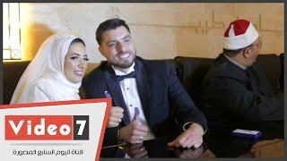أحمد ناجى يحتفل بزفاف نجله فى حضور نجوم الأهلى والزمالك