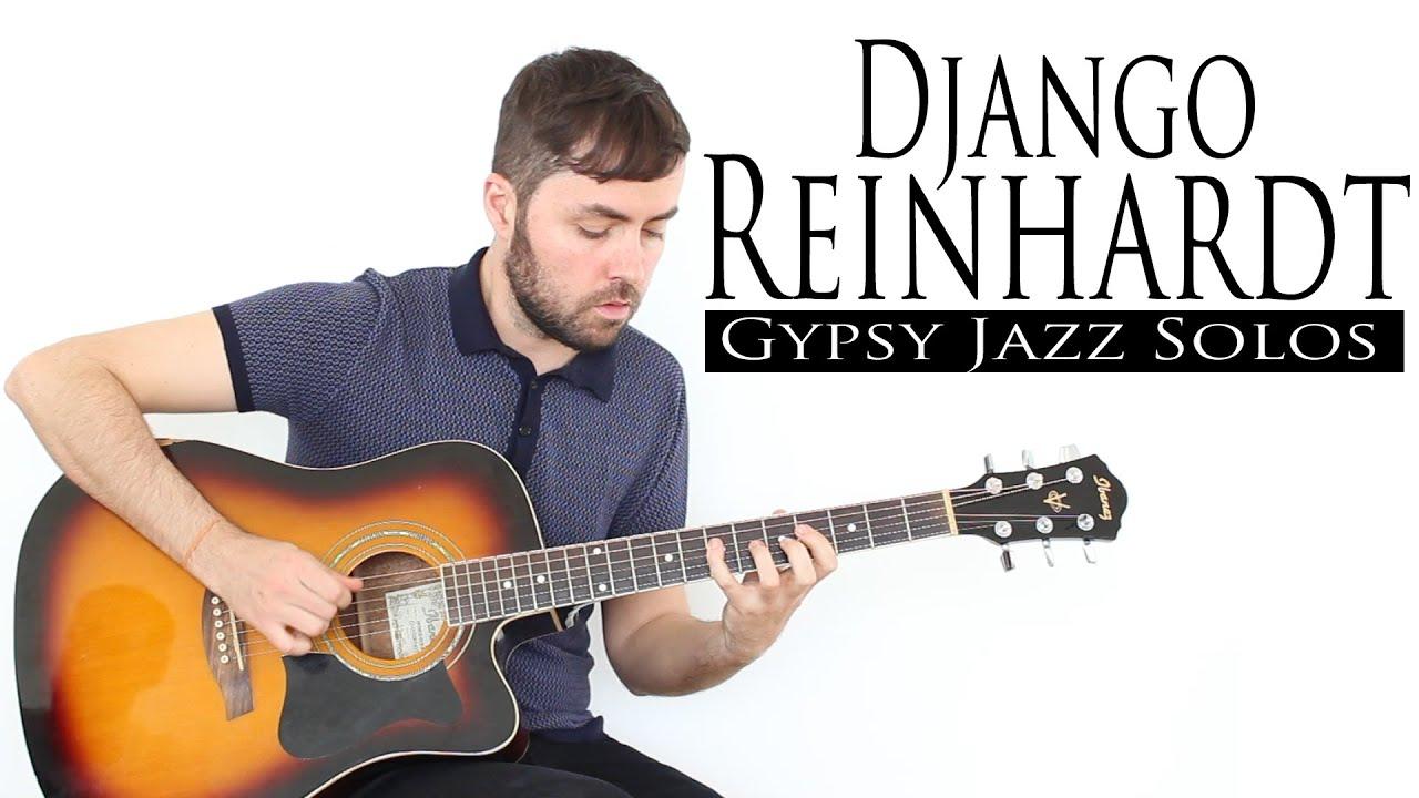 solos estilo django reinhardt gypsy jazz guitarra. Black Bedroom Furniture Sets. Home Design Ideas