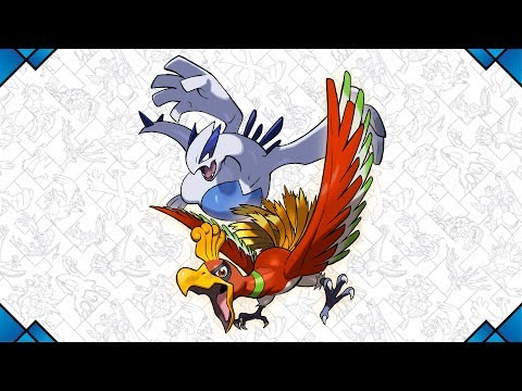 Ho-Oh and Lugia conclude a year of Legendary Pokémon