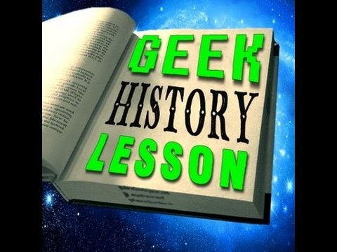 Short geek history video from i