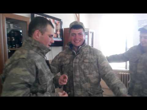 Doğubeyazıt kışlası askeri