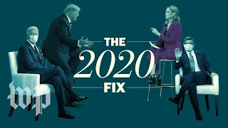 Comparing the Trump and Biden town halls | The 2020 Fix