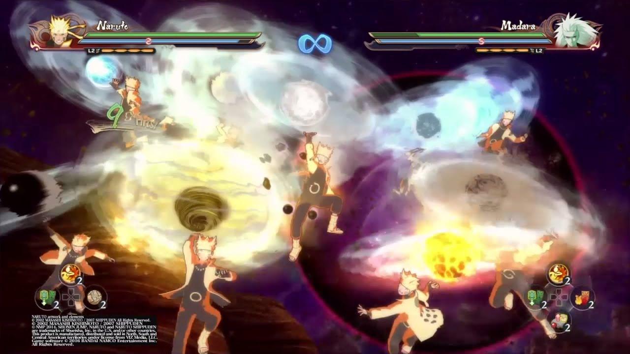 naruto shippuden ultimate ninja storm 4 naruto uzumaki
