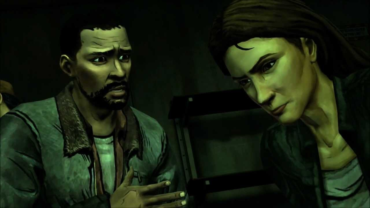 """The Walking Dead Game: Episode 2 - """"Starved for Help"""" (All ..."""