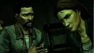 """The Walking Dead Game: Episode 2 - """"Starved for Help"""" (All Cutscenes)"""