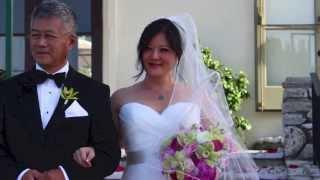 La Venta Inn White Dove Wedding 714-903-6599