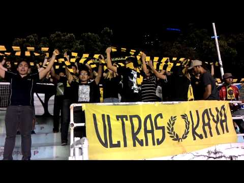 Ultras Kaya @ Rizal Memorial Stadium