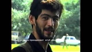 Муслим Гакаев и Абдулхаджиев Джабраил  после первой войны 1996 год