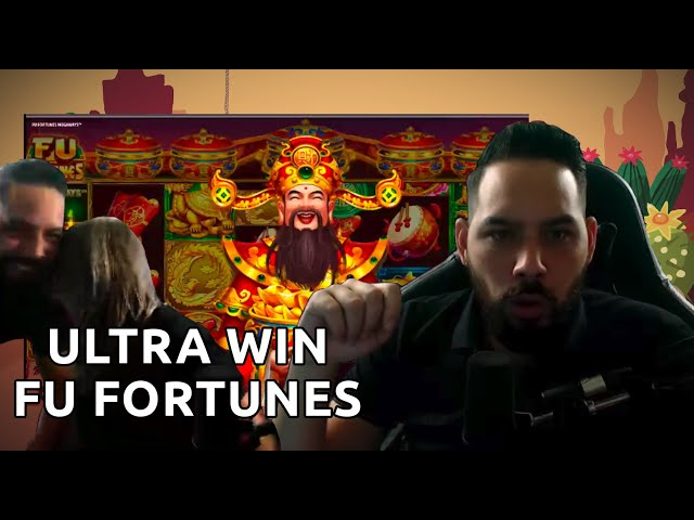 ULTRA WIN FU FORTUNES MEGAWAYS