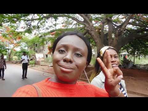 University of Nigeria, Enugu Campus (Tour + Mini Vlog) #BethaLife
